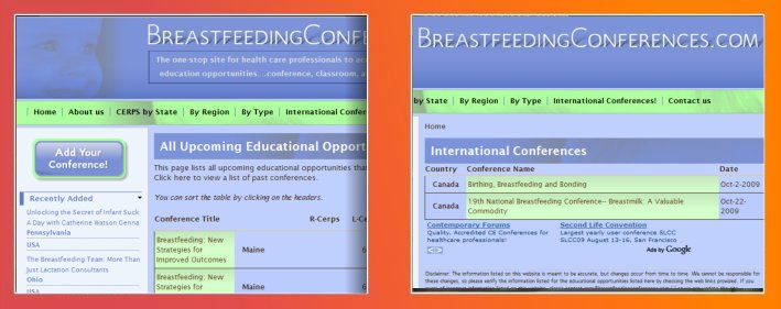 Breastfeeding Conferences with international conferences